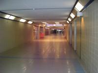 podchod pod nádražím
