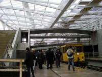 Technická jízda -stanice Střížkov