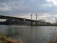 Nymburský obchvat - most přes Labe
