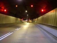 Strahovský tunel - údržba