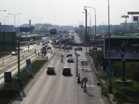 Chlumecká - směr do centra Prahy