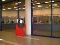 Jízdenkové centrum - přízemí Mercury Centrum