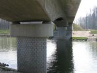 Most přes Moravu
