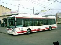 Trolejbus Škoda 24 Tr - nízkopodlažní