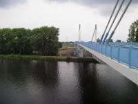 Obchvat Nymburka - most přes Labe