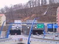Tunel Mrázovka - severní portál