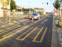 Rašínovo nábřeží - úprava provozu 26.7.2007