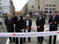 Slavnostní zprovoznění za účasti primátora Prahy