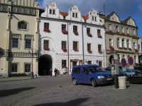 Žižkovo náměstí - Tábor