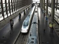 Madrid - Nádraží Atocha - nová hala