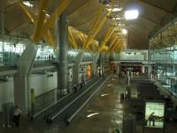 Madrid - Letiště Bajaras - Terminál 4