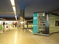 Madrid - Bibliometro