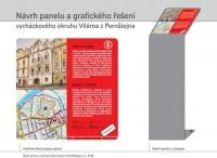 Informační panel - Pardubice