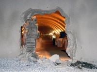 Prorážka tunelu Marie