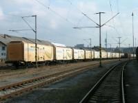 SPEDI TRANS Praha - banánové linky