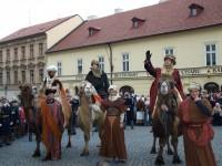Tři králové v Praze