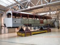 Transport tramvajového vozu pomocí vzduchového polštáře