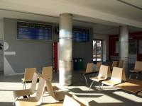 Čekárna - nádraží Vlašim