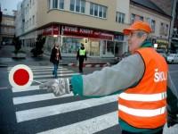Pardubice - přechod pro chodce