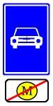 Silnice pro motorová vozidla bez mýtného