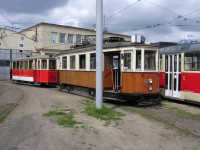 Tramvaj Škoda ze 40. let - DPMB