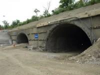 Jižní portál tunelu Marie