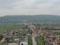 Budoucí estakáda přes údolí Berounky a Vltavy