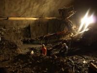 Ražení tunelu