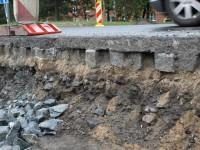 Rekonstrukce - Kolbenova ulice, Praha 9