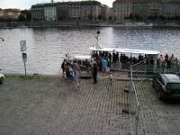 Praha - lodni doprava
