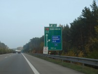 D11 - značení turistických cílů