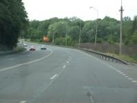 Silnice Ostrava - Karviná - poddolovaný úsek