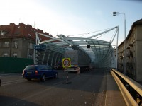 Hradec Králové - protihlukový tunel