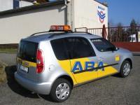Nové vozy ABA