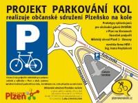 Projekt Parkování kol - Plzeň