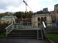 Karlovy Vary - Divadelní lávka