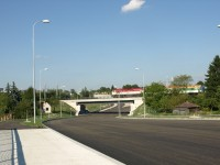 České Budějovice - propojení okruhů