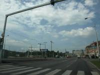 Praha 9 - Poděbradská ulice
