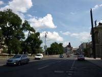 Praha - magistrála v centru