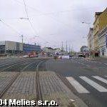 Ulice Českomoravská uvedena do provozu