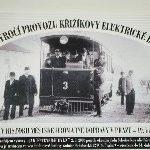 Výročí 110 let od zavedení elektrické tramvaje do Vysočan.