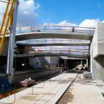 Stanice Střížkov – stavba metra C