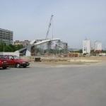 Jak pokračuje stavba stanice metra Střížkov?
