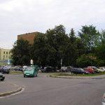 Připravuje se stavba nového parkovacího domu  CENTRUM F.A.Gerstnera.