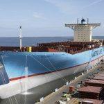 Největší kontejnerová loď se jmenuje EMMA.