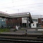 Hlídané parkoviště P+R u Hlavního nádraží v Ostravě.