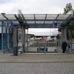 Nový podchod pod kolejištěm hlavního nádraží v Olomouci.