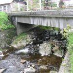 V Novém Hrozenkově se jezdí po novém mostu.