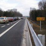 Další kilometry dálnice D11 jsou v provozu !!