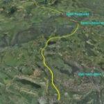 Jezdí se po dálnici D8 z Prahy až do Drážďan.